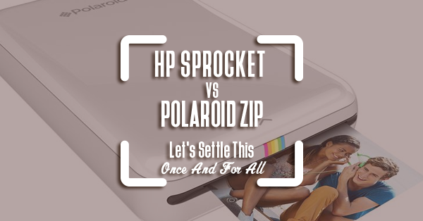 hp sprocket vs polaroid